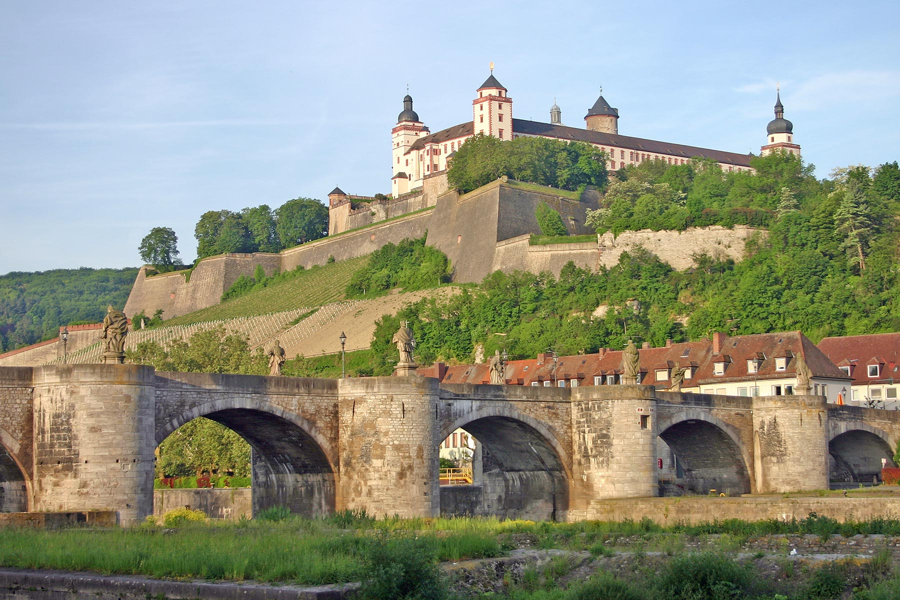 foto album Wijnreis Franken, Pfalz en Rheinhessen