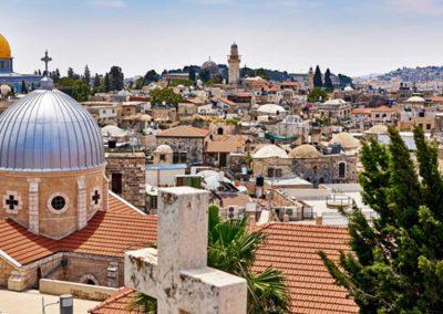 Wijn en bijbelreis naar Israel