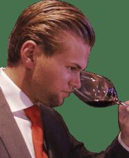 Jesse Vermeer Wijnmeester bij De Wijnschool