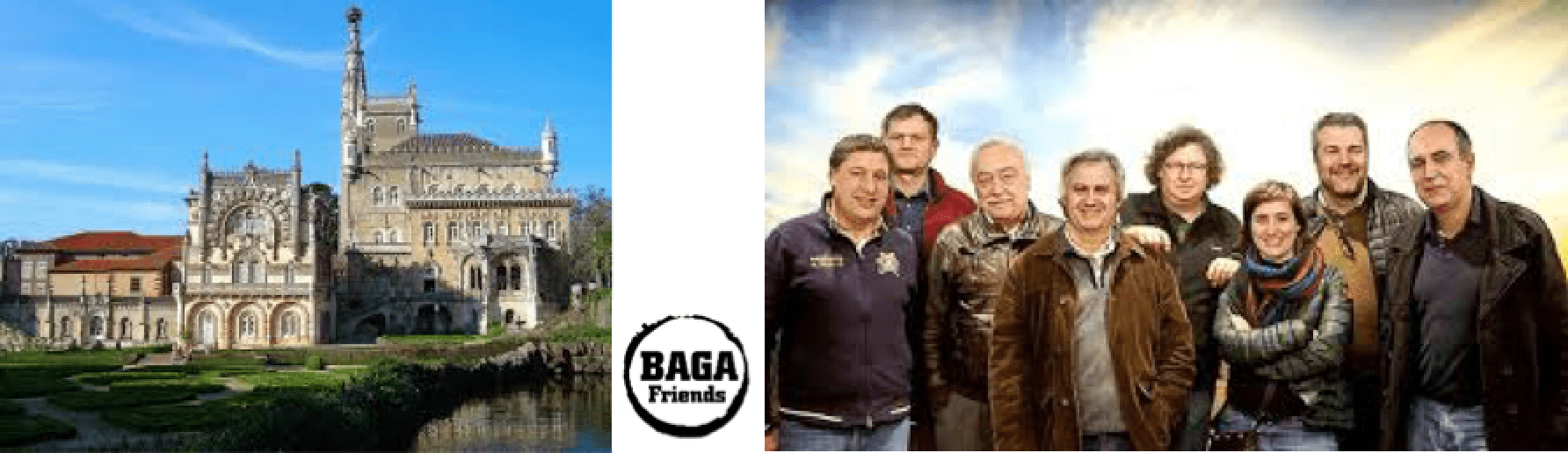 Baga friends