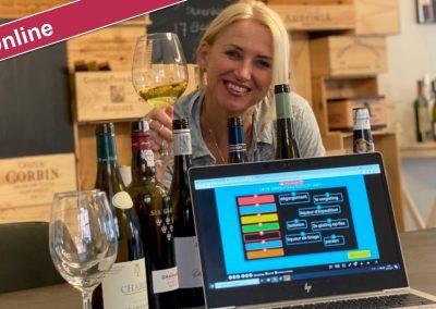 Wijnvignet (SDEN1) Online met Wine